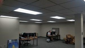2x4 Troffer Fixture Office