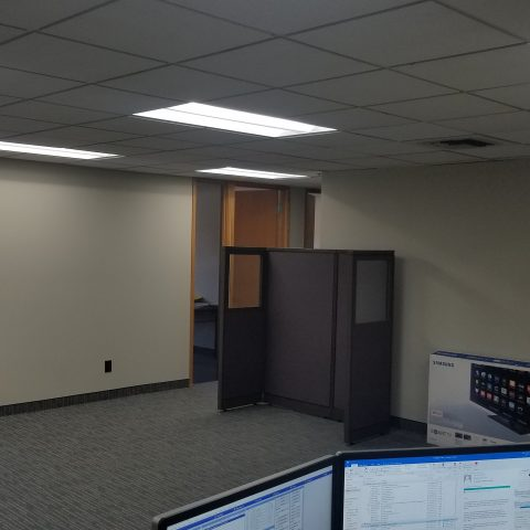 Center of the office